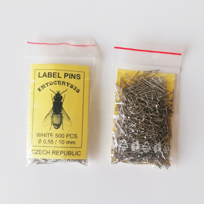 Labels pins
